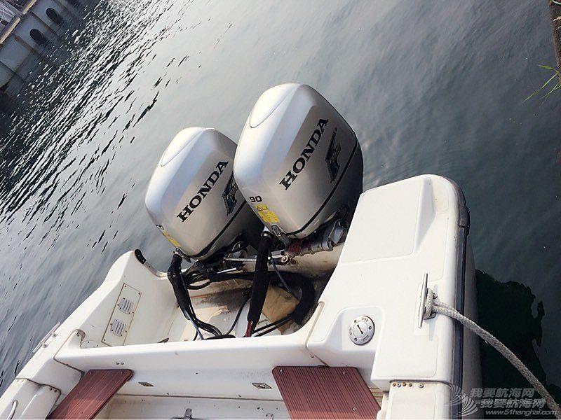 二手雅马哈Yf-23钓鱼艇转让