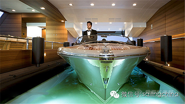 流行趋势,设计师,共同点,特色,空间 盘点超级游艇必不可少的10大特色