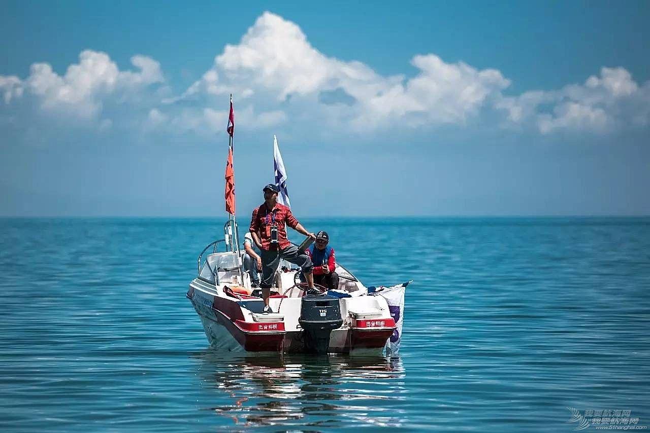 离海最远的帆船赛,美得透彻心扉 !