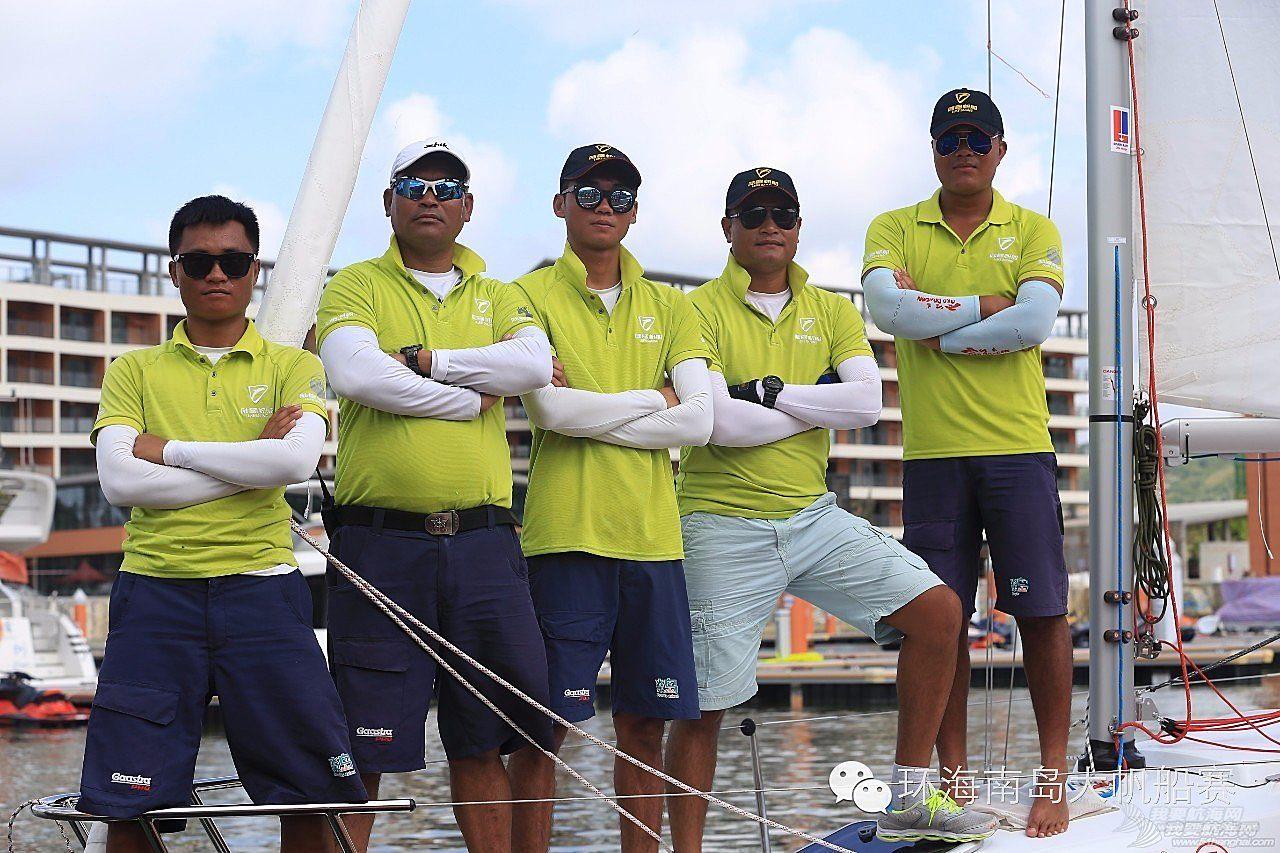 富力湾帆船赛收官日:龙争虎斗 尽兴之战