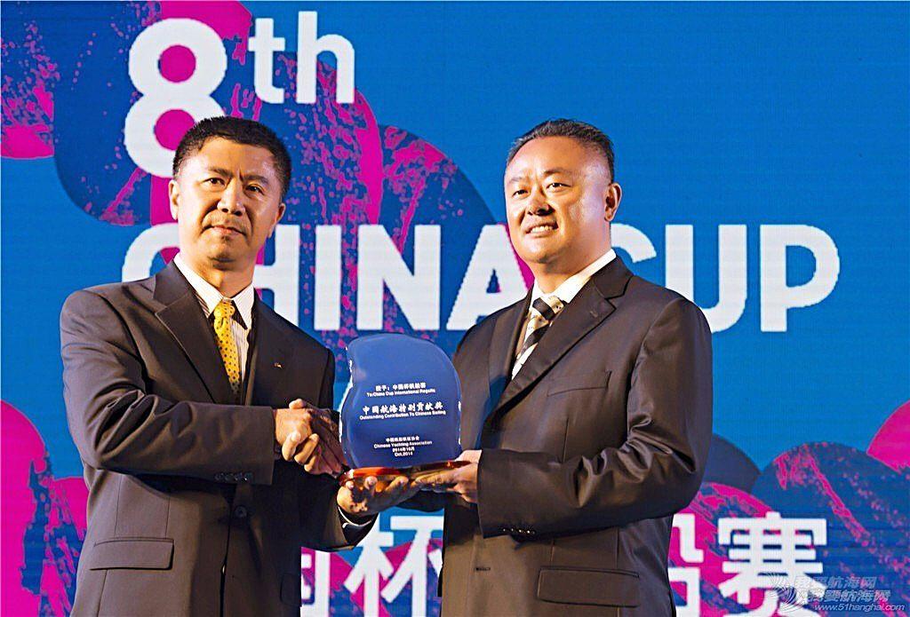 十年同行|钟勇:十年中国杯  百年赛事路