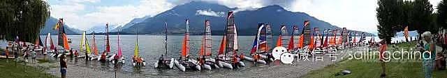 2016年全国帆船锦标赛10月在珠海举行