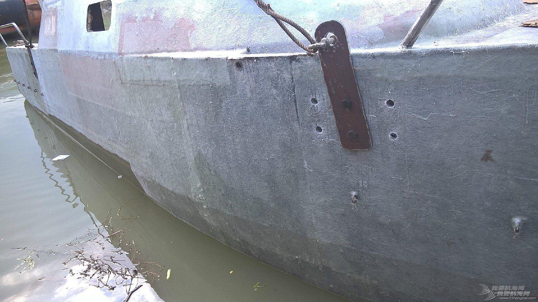 三体机帆船初(粗)上水