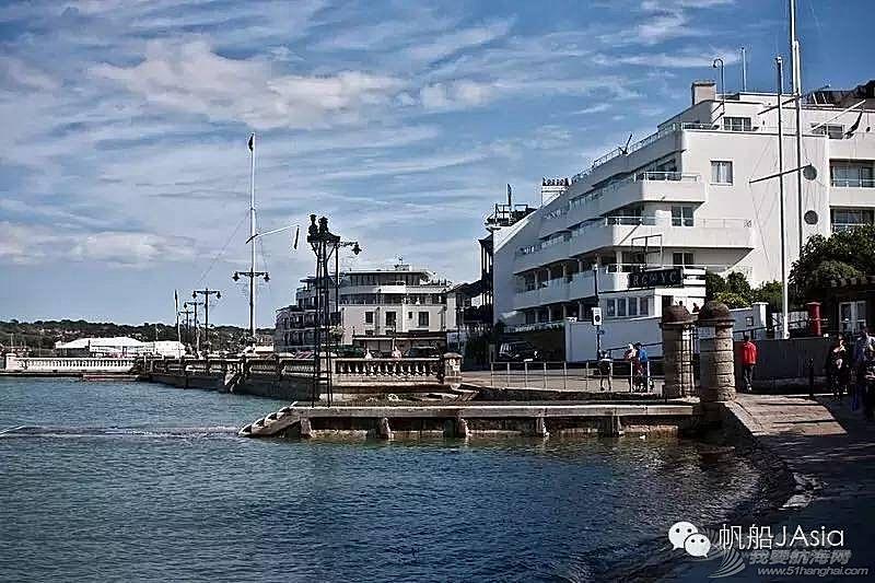 2016 J/111帆船世锦赛前瞻之 探访举办地考斯(Cowes
