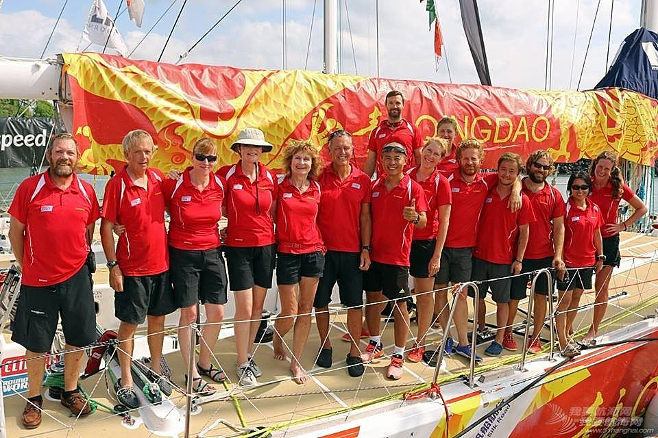 青岛号结束克利伯环球之旅 获总成绩第五