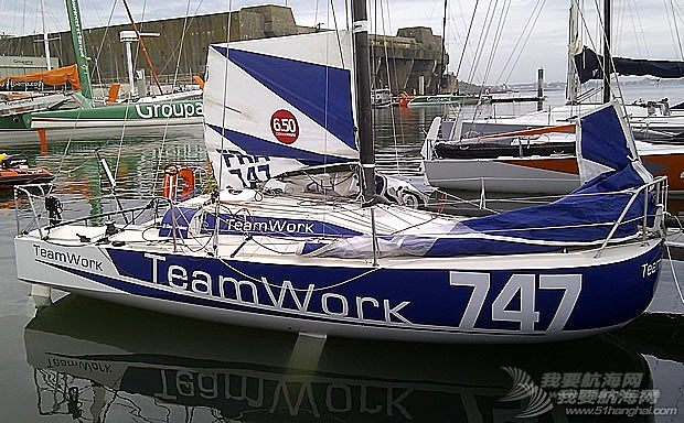 帆船 4.9m竞速帆船