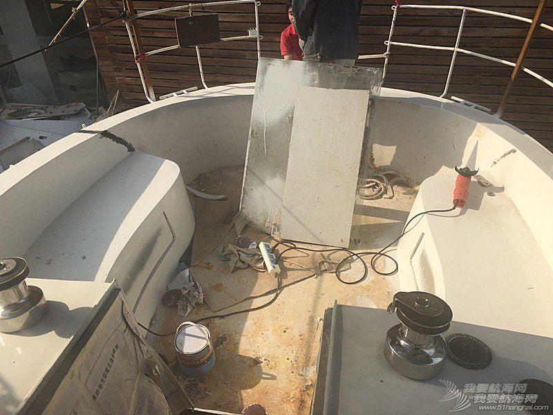 正灵1号2016年4月改装进度