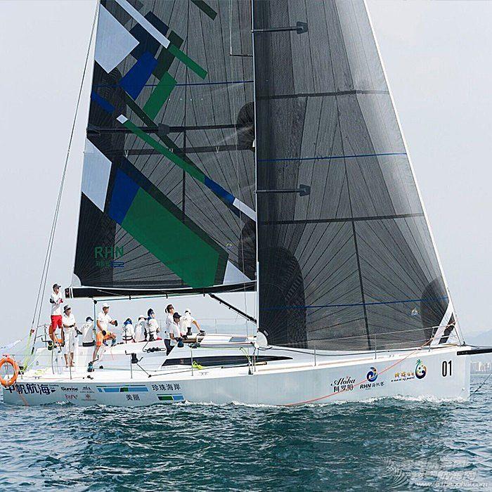 设计师,帆船,休闲 Dubois 50 休闲竞速帆船 由世界顶级帆船设计师Dubois担纲设计
