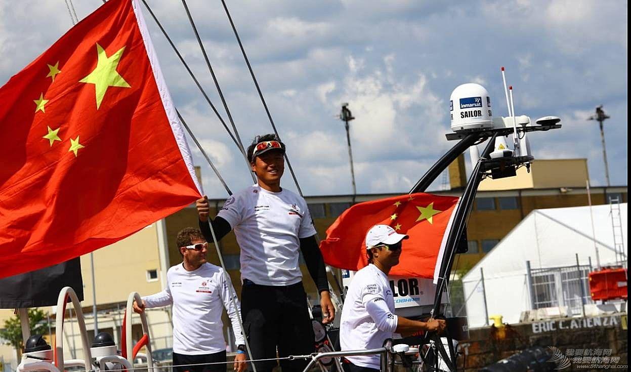 十年同行| 陈锦浩:大帆船时代的继承者