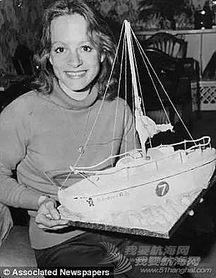 白帆化笔---最会航海的女作家克莱尔