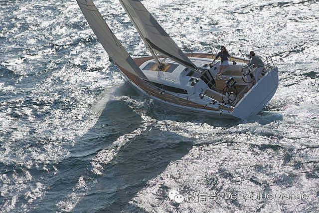 德国汉斯帆船的发展