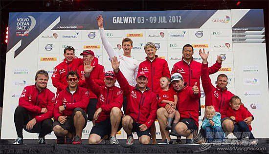 珠穆朗玛峰,国际旅游岛,西班牙,沃尔沃,阿布扎比 2011-2012年沃尔沃环球帆船赛精彩内容简介