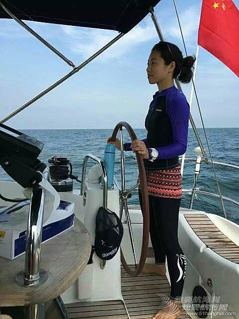 大连环渤海帆船赛--晕船(勇敢者游戏23)