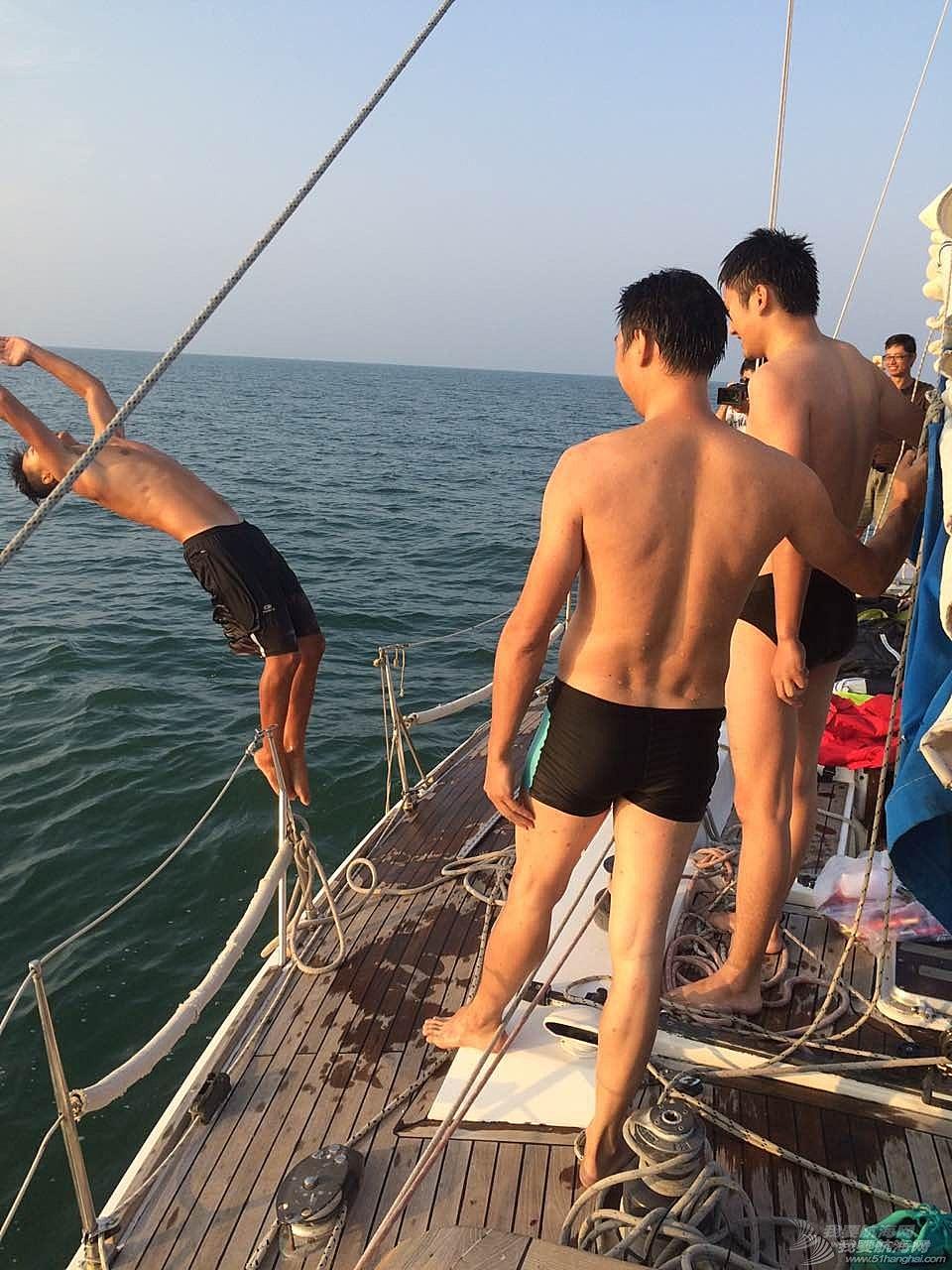 东海,退役运动员,常春藤,渤海,浙江 9天9夜航程800海里让你从一无所知变成合格的水手[威海]
