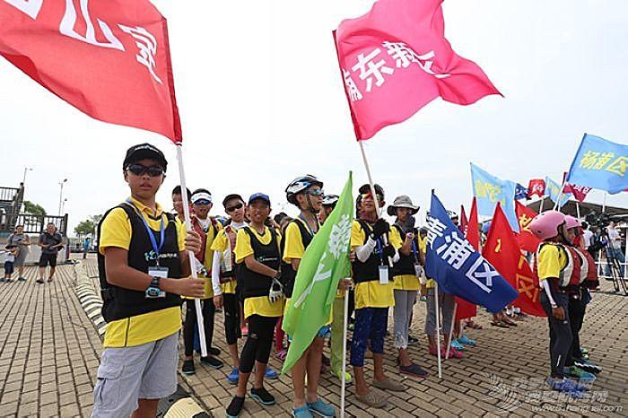运动会,总决赛,青少年,上海,帆船 上海第二届市民运动会(青少年)帆船总决赛刷新全国乐观级新规模纪录
