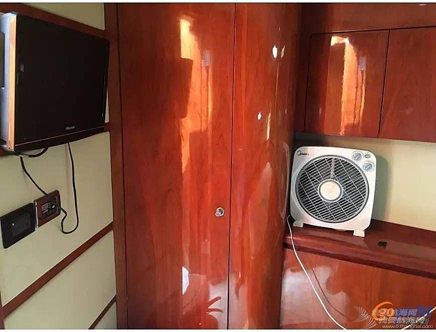 太阳鸟 二手游艇 Sunbird 48尺豪华飞桥动力艇150万转售