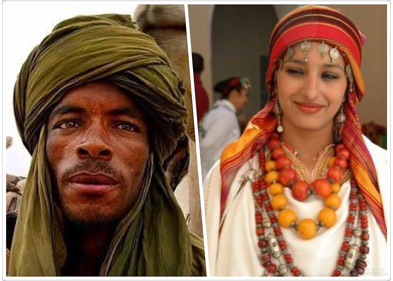 突尼斯,地中海,罗马帝国,民族服装,摩洛哥 柏柏尔北非原驻,阿拉伯中东外来--《再济沧海》(72)