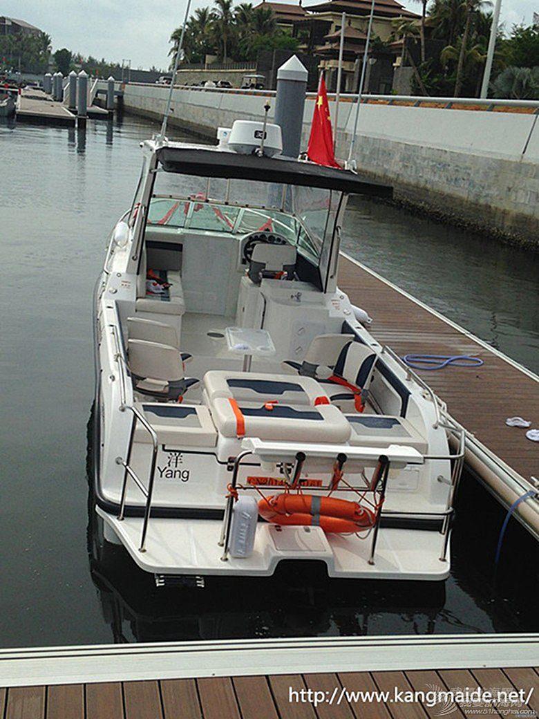 钓鱼艇/康和8000