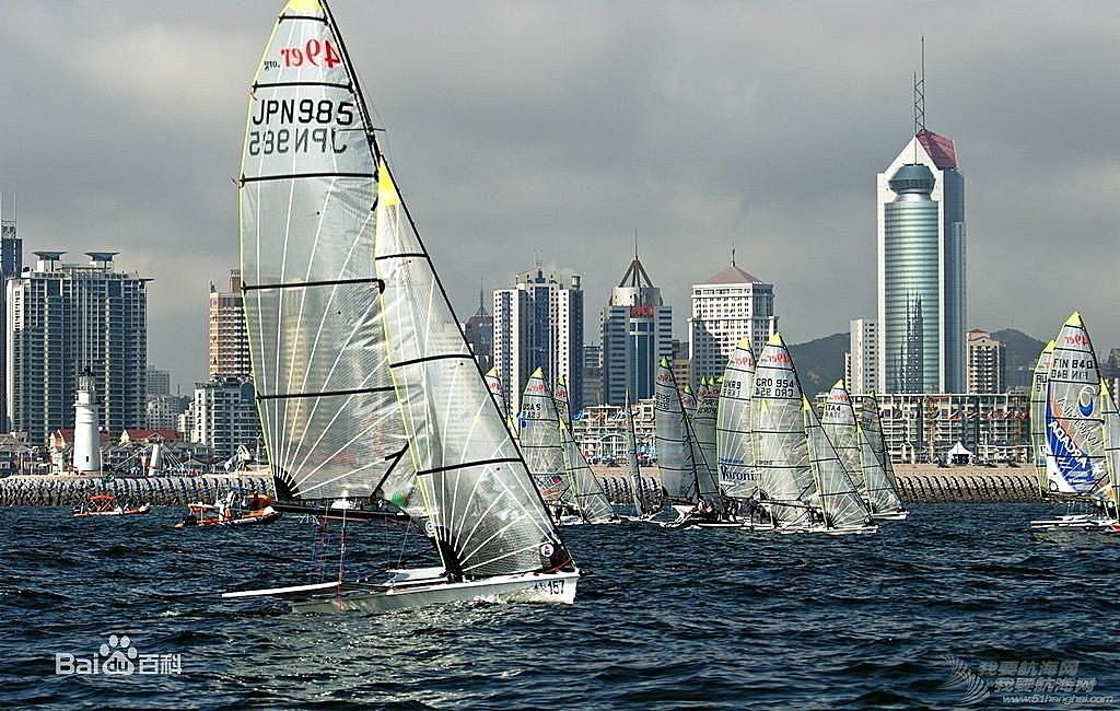 北京奥运会,澳大利亚,西班牙,帆船运动,国际帆联 世界杯帆船赛