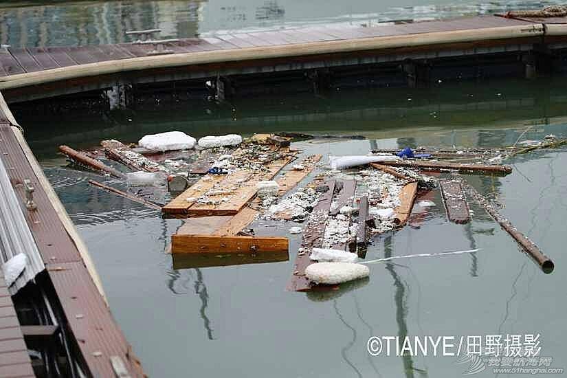 """""""莫兰蒂""""造成厦门90多艘游艇帆船受损"""