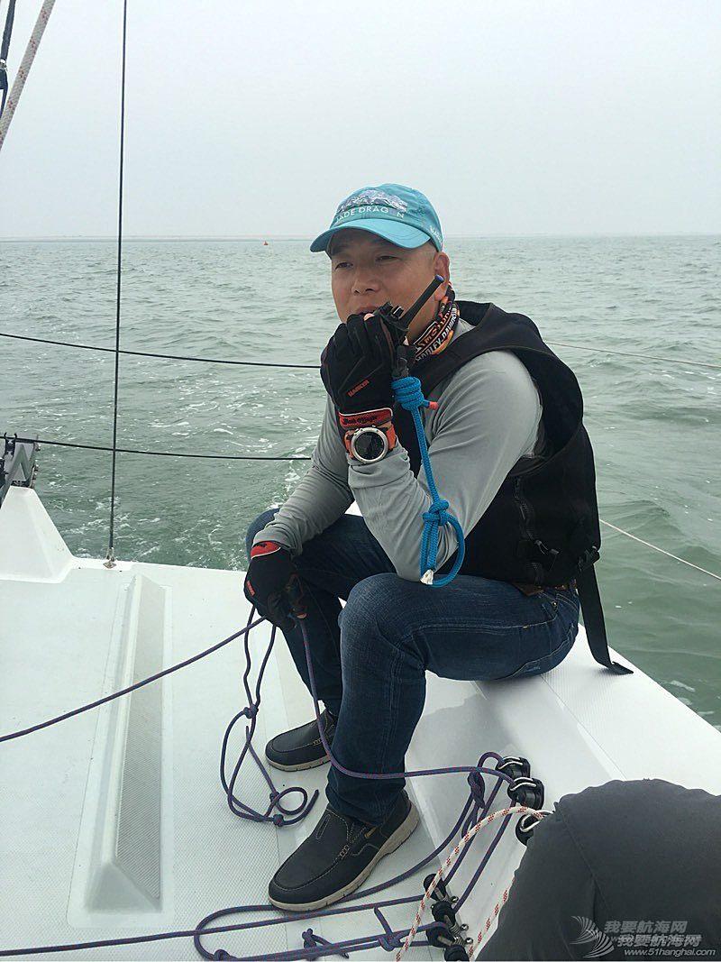 通州湾国际帆船赛之小记暨帆船运动初体验