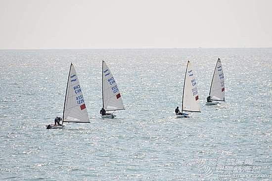 """世界杯,浮山 世界杯帆船赛""""热身""""浮山湾"""