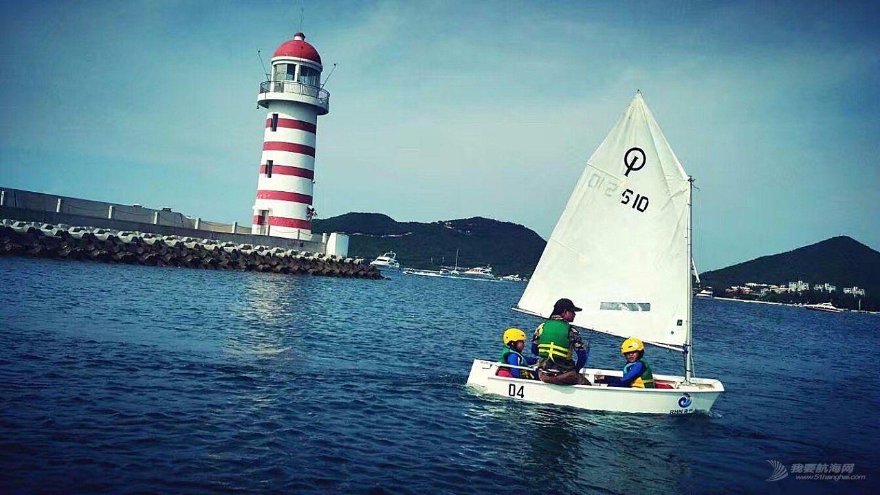 工作人员,半岛国际,小朋友,小船长,橡皮艇 实现你的航海梦 - 半山半岛帆船港小船长招募令!