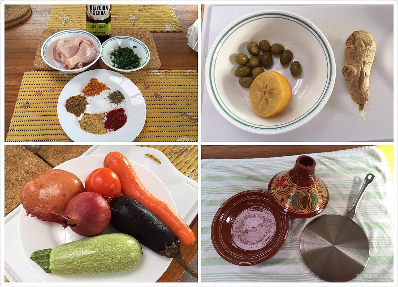 创意紫米双稻饭,正宗塔吉瓦锅鸡--《再济沧海》(80)