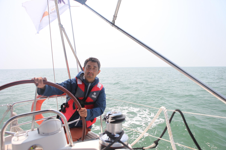 帆船,拉力赛,勇敢者,渤海,中国 图痛快之:我最开心的一次帆船赛-2016环渤海杯帆船拉力赛图片文章集锦