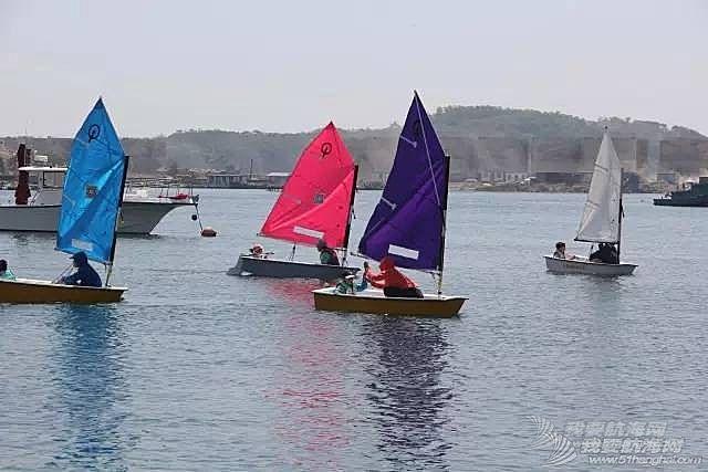 报名启动 2016年大连拓恩杯秋季OP帆船赛