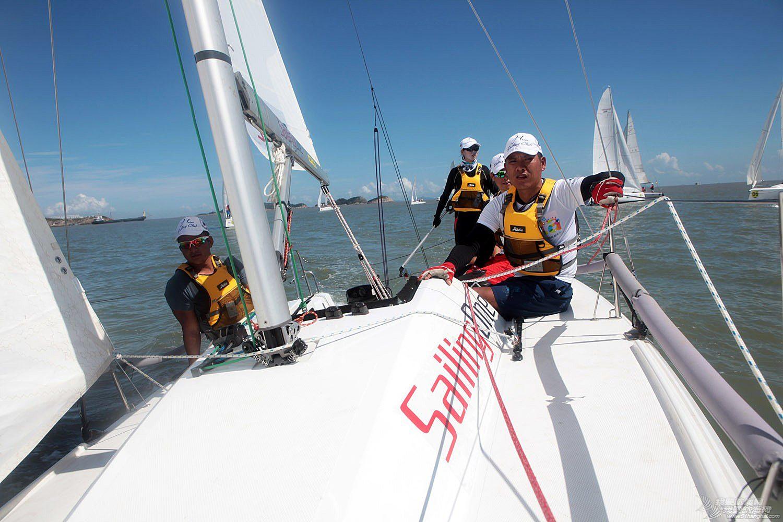 东海,帆船,记录,台州 一个视频让你看懂帆船比赛-2016台州东海杯帆船赛记录