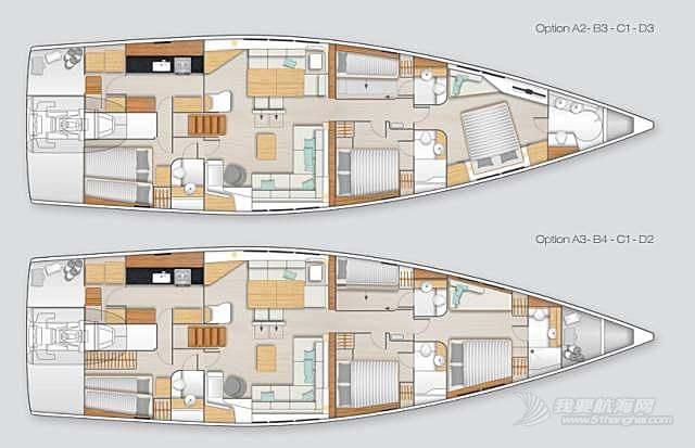德国汉斯帆船H675--无法被超越的旗舰船