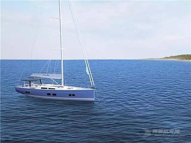 德国汉斯帆船2016新秀船----H588