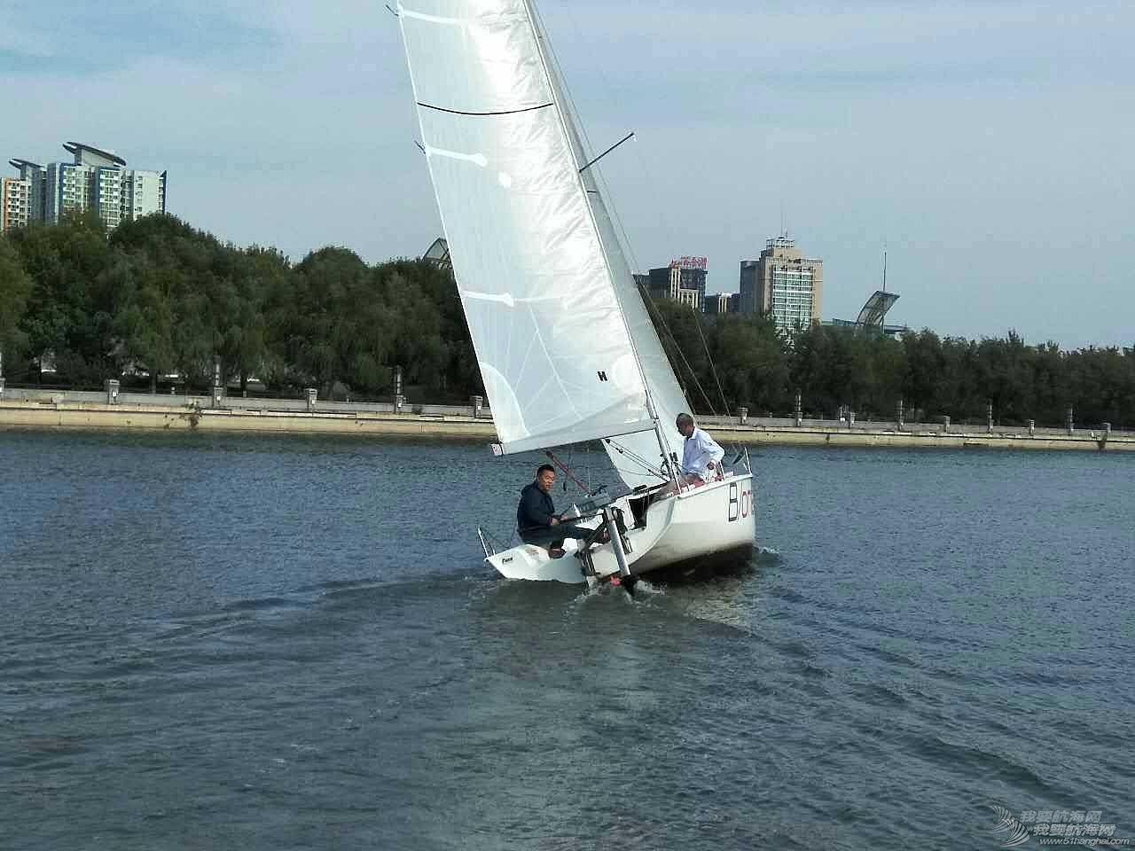 【别样的内河帆船】北京通州大运河的帆味