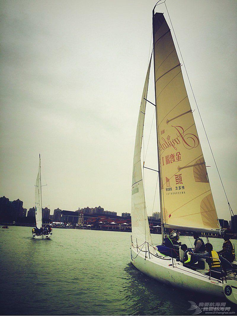 第一次玩帆船