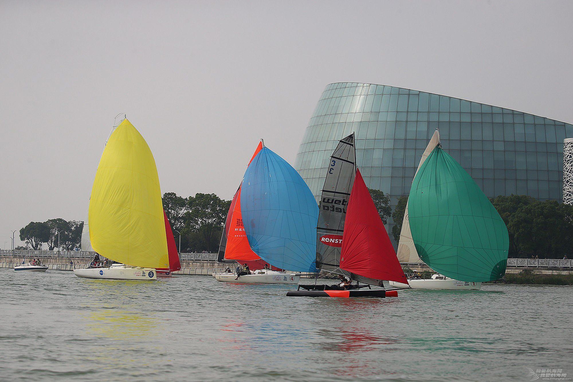 江湖 江湖因你而精彩!第七届城际内湖杯帆船赛圆满闭幕