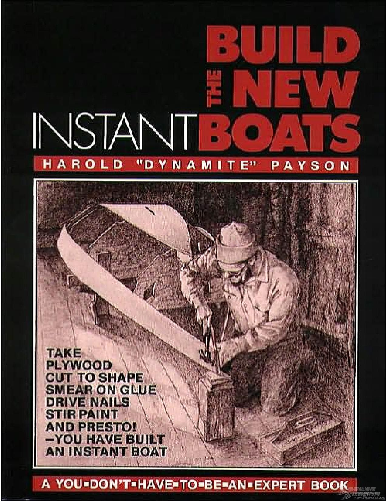 H. H. Payson - Build the New Instant Boats