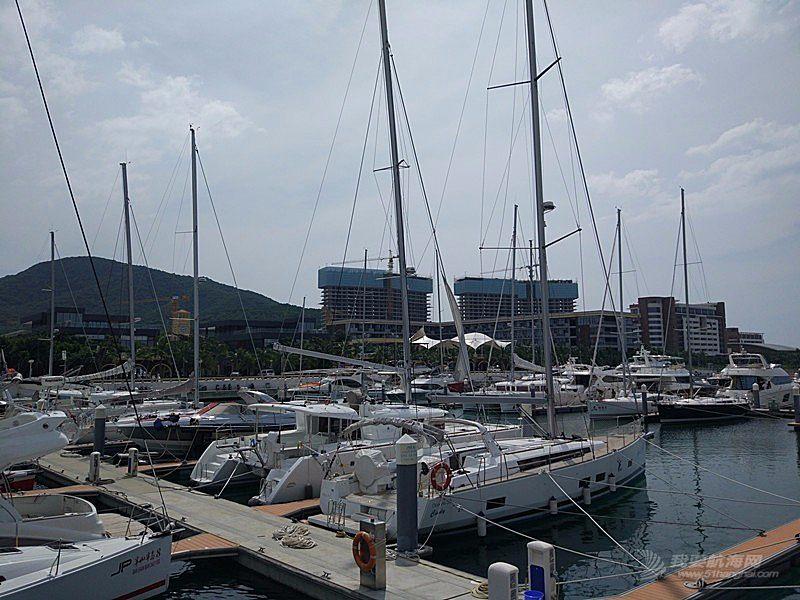 【帆船港合力抗台风】当台风来临时,我们在做什么
