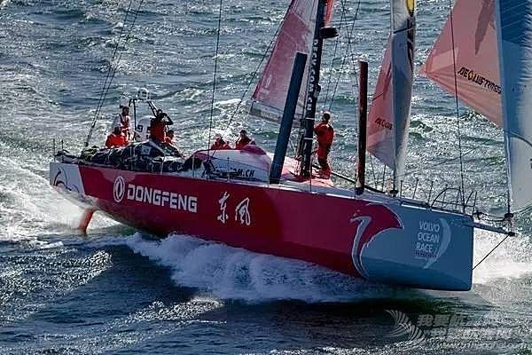 2017-18沃尔沃环球帆船赛将法斯特奈特帆船赛纳入资格赛
