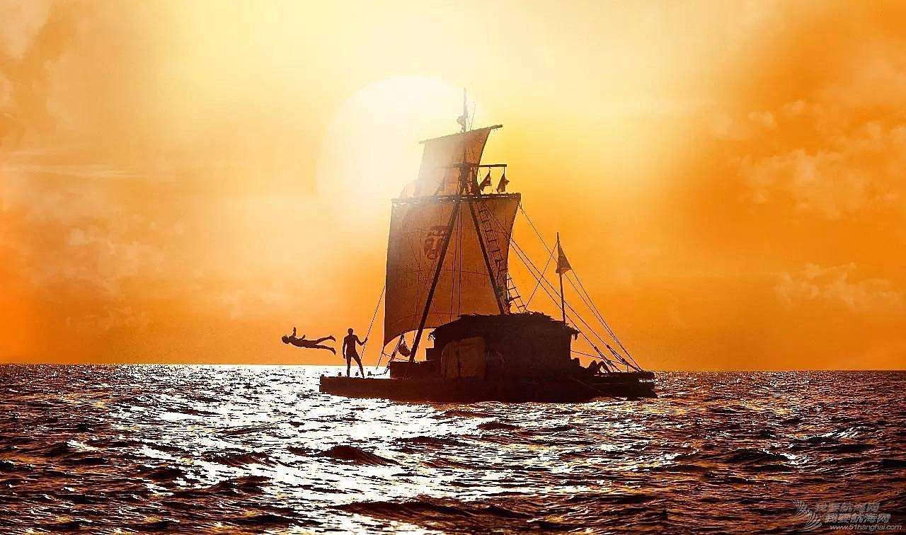 这些帆船电影你看过几部?