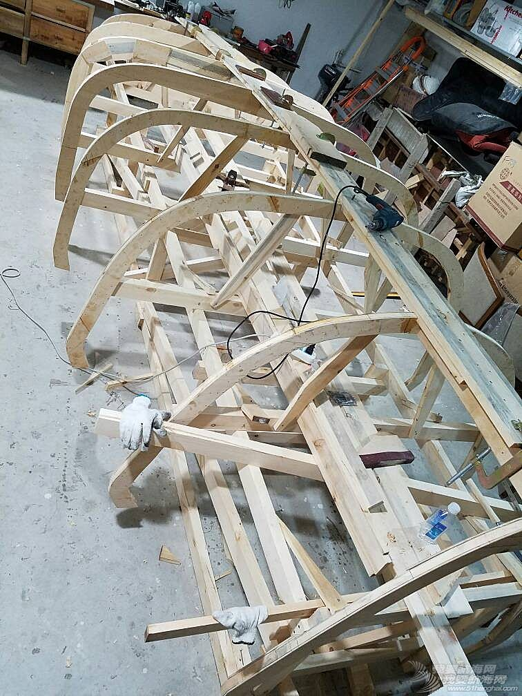 造一艘19尺的帆船ROBERT19----3