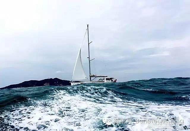 海上真玩家之咖啡大师老叶 —记中国船东海岸拉力赛南通至福州赛段