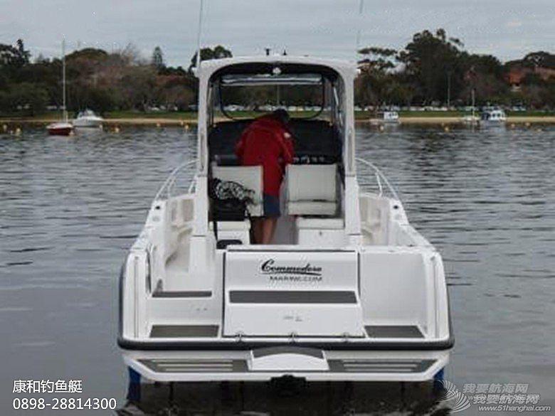 休闲 休闲钓鱼艇/康和Abrolhos 8000 Walkaround