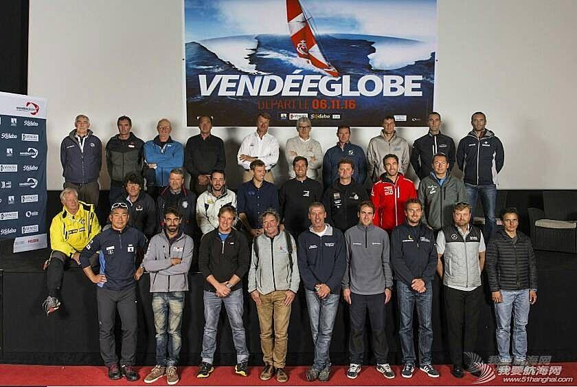 谁将赢得第8届旺代环球(Vendee Globe)?
