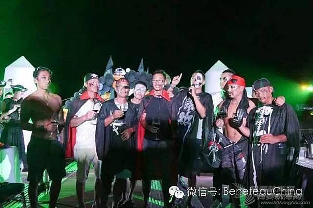 万圣节码头派对点燃深圳站,狂欢过后继续向南—记中国船东海岸拉力赛深.