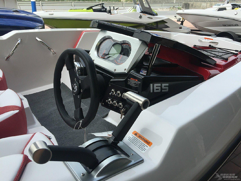 SCARAB 165#运动喷射艇