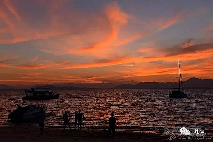 分享 | 那年新春自驾大双体帆船去安达曼海旅行游记