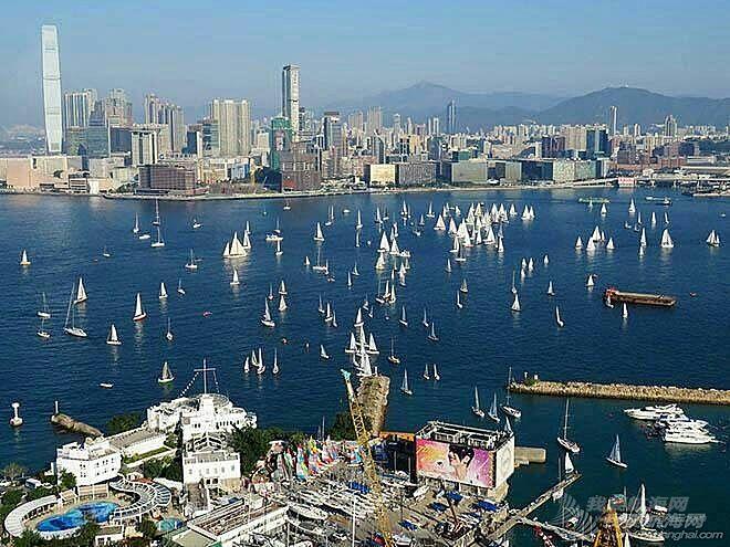 香港环岛帆船赛