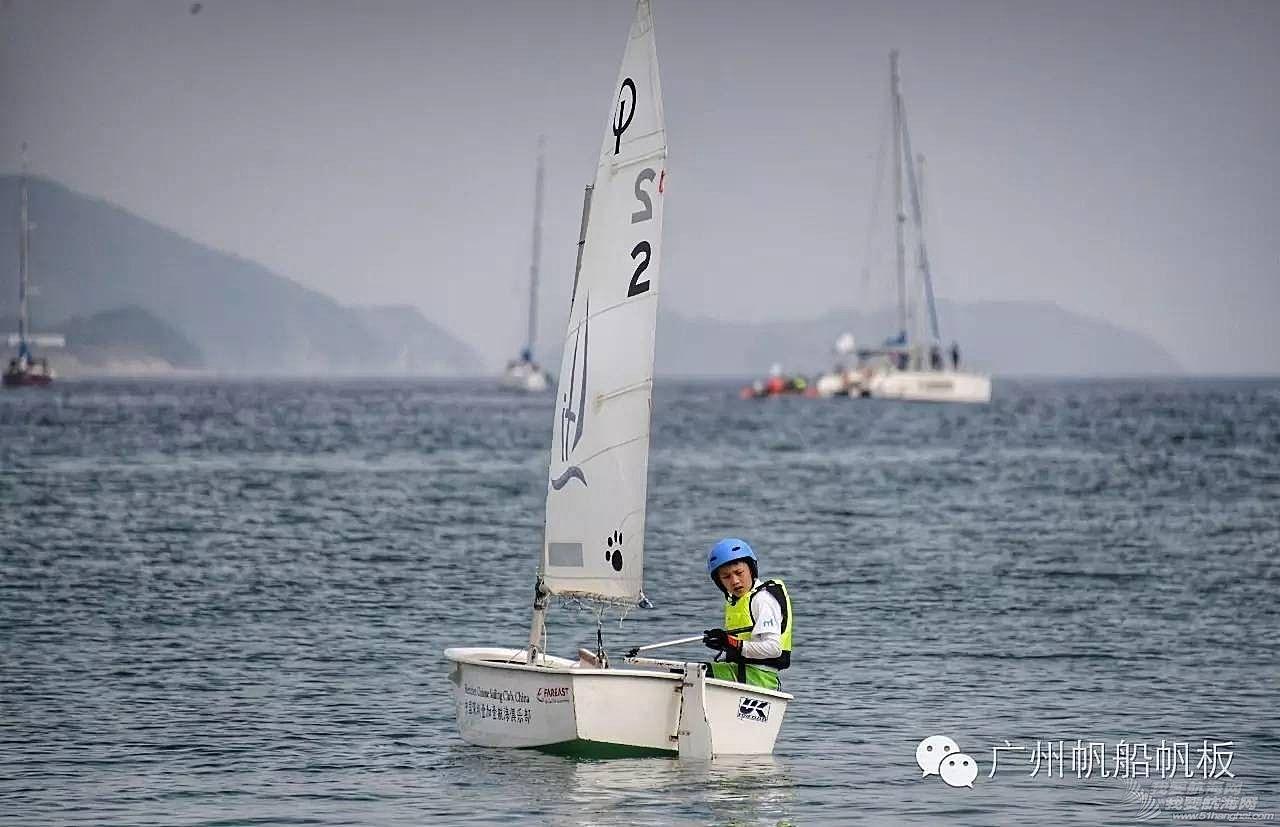 广州帆船协会OP队首赛深圳帆船帆板精英赛