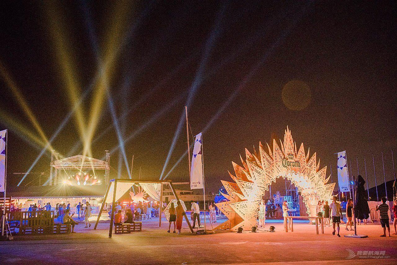 2016三亚目的地婚礼博览会半山半岛帆船港圆满收官